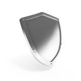 Metal shield Royalty Free Stock Photo