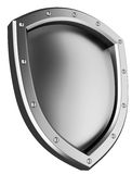 Metal shield Royalty Free Stock Photography