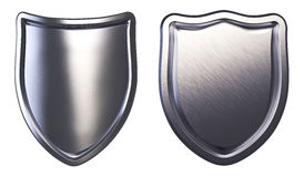 Metal Shields Royalty Free Stock Images