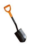 Metal shovel Stock Photos