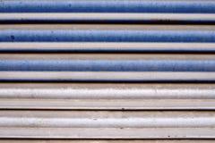 Metal shutter Stock Images