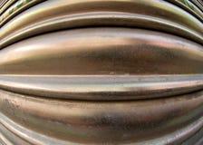 Metal shutter fish-eye lens Royalty Free Stock Images