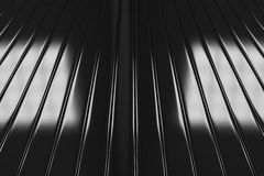 Metal shutters background Stock Photo