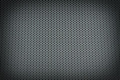 Metal siatki srebra horyzontalny tło Obraz Stock