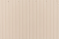 Metal siding background Stock Photography
