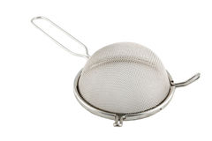 Metal sieve Stock Photography