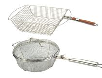 Metal sieve Royalty Free Stock Images