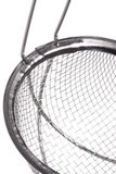 Metal Sieve Isolated Stock Photos