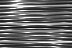 Metal silver Royalty Free Stock Image