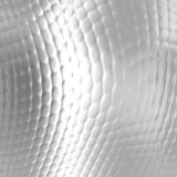 Metal silver checked pattern vector illustration