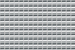 Metal silver checked pattern background. Metal grid abstract metallic pattern. Silver pattern. Abstract texture royalty free illustration