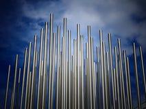 Metal, Sky, Steel Stock Image
