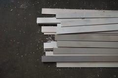 Metal slat Stock Photos