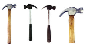 Metal sledge hammer Stock Images