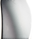 Metal speaker mesh Stock Images