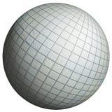 Metal sphere Stock Photo