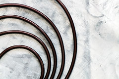 Metal Spiral Stock Images