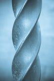 Metal spiral Stock Image