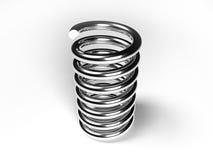 Metal springs Stock Photos