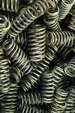 Metal springs Royalty Free Stock Images