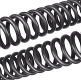 Metal Springs Stock Photography