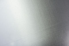 Metal stainless steel background. Royalty Free Stock Photo