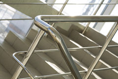 Metal staircase Royalty Free Stock Image