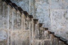 Metal Stairway Stock Photo