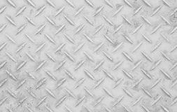 Metal stalowej podłoga tekstura Obrazy Royalty Free