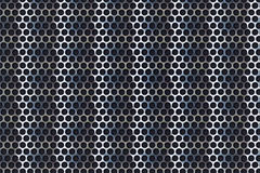Metal steel plate background Royalty Free Stock Image