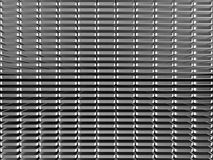 Metal steel stripe pattern background. 3d illustration Royalty Free Stock Photo