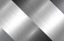 Metal steel texture background Royalty Free Stock Photos