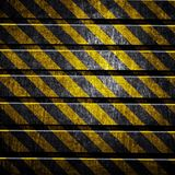 Metal stripe background Stock Image