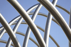Metal Structure Stock Image