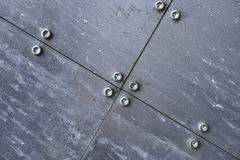 Metal structure - 5 Royalty Free Stock Photo
