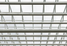 Metal structure Royalty Free Stock Images