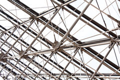 Metal structure Royalty Free Stock Image