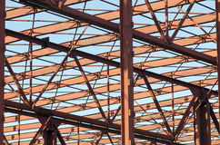 Metal structure Royalty Free Stock Photo
