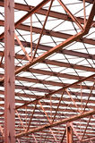 Metal structure Royalty Free Stock Photos