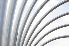 Metal Structure on Motorway Stock Photos