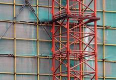 Metal Struktura Fotografia Stock