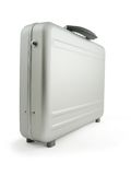Metal Suitcase, Luggage Stock Photos