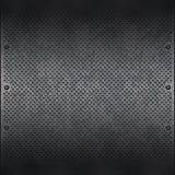 Metal surface. Black white mesh metal surface royalty free illustration