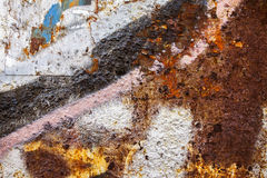 Metal surface Stock Photo