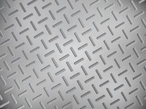 Metal surface. Decorative texture of metal surface Stock Images
