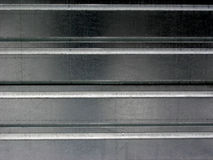 Metal surface. As a background Stock Images