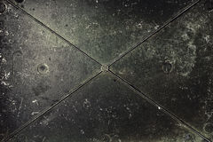Metal surface. Royalty Free Stock Photo