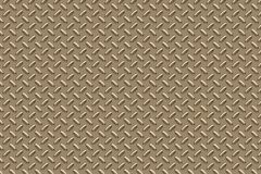 Metal surface golden Stock Images