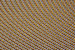 Metal surface with holes Stock Images