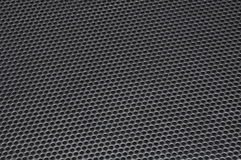 Metal surface with holes Stock Photos